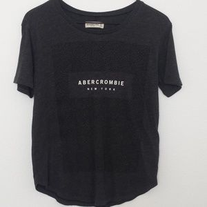 Abercrombie & Fitch NY Short Sleeve Tee Size XS